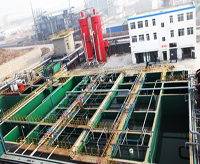 Kaiyuan chemical sewage treatment station